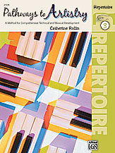 Pathways to Artistry: Repertoire, Book 3