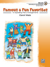 Famous & Fun Favorites, Book 3