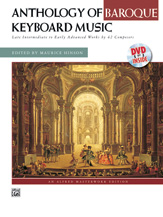 Anthology of Baroque Keyboard Music with Performance Practices in Baroque Keyboard Music
