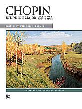 Chopin: Etude in E Major, Opus 10, No. 3