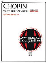 Chopin: Waltz in D-flat Major, Opus 64, No. 1