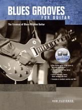Blues Grooves for Guitar