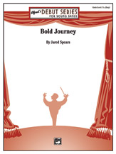 Bold Journey: 2nd B-flat Clarinet