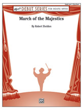 March of the Majestics: 1st F Horn