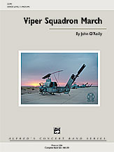 Viper Squadron March: 1st Percussion