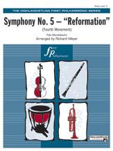 Symphony No. 5 'Reformation' (4th Movement)