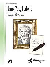 Thank You, Ludwig