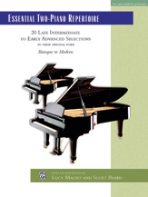 Essential Two-Piano Repertoire