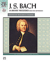 J. S. Bach: 18 Short Preludes