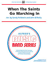 When the Saints Go Marching In: 2nd Percussion