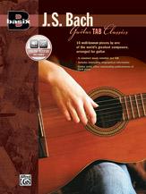 Basix Guitar TAB Classics: J. S. Bach