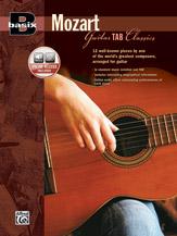Basix Guitar TAB Classics: Mozart