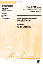 Comin' Home : SATB : Donald Moore : Sheet Music : 00-22769 : 038081223940