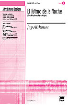 Jay Althouse : El Ritmo de la Noche (The Rhythm of the Night) : Showtrax CD : 038081222196  : 00-23035