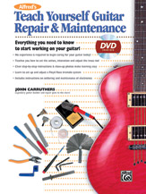 Alfred's Teach Yourself Guitar Repair & Maintenance