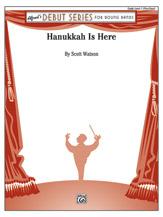 Hanukkah Is Here