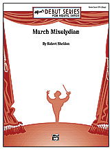 March Mixolydian: Score