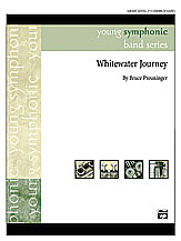 White Water Journey: 2nd Trombone