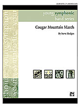Cougar Mountain March: Baritone T.C.