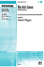The Ash Grove : SSAA : Mark Hayes : Sheet Music : 00-23597 : 038081239200