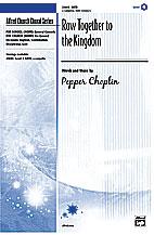 Row Together to the Kingdom : SATB : Pepper Choplin : Pepper Choplin : Sheet Music : 00-23693 : 038081236599