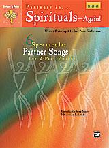 Jean Anne Shafferman : Partners in Spirituals . . . Again! : 01 Songbook : 038081236605  : 00-23694