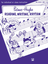 Palmer-Hughes Accordion Course Note Speller, Book 1
