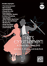 That's Entertainment! A Choral Movement DVD