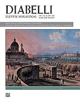 Diabelli, 11 Sonatinas, Opp. 151, 168