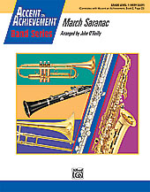March Saranac: 1st B-flat Clarinet