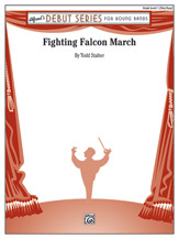 Fighting Falcon March: (wp) E-flat Tuba T.C.