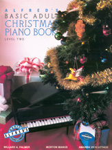 Alfred's Basic Adult Piano Course: Christmas Piano Book 2