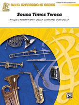 Sousa Times Twosa: 2nd Percussion