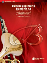 Belwin Beginning Band Kit #2: 1st B-flat Trumpet