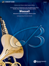 Wassail: 2nd B-flat Clarinet