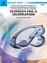 Flourish for a Celebration