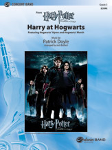 Harry at Hogwarts (from <I>Harry Potter and the Goblet of Fire</I>)