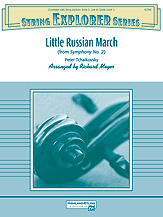Little Russian March (from <I>Symphony No. 2</I>)