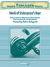 Musik of Shakespeare's Daye