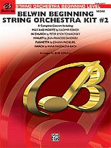 Belwin Beginning String Orchestra Kit #2