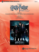 <I>Harry Potter and the Goblet of Fire,</I> Themes from