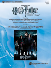 <I>Harry Potter and the Goblet of Fire,</I> Concert Suite from