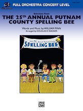 <I>The 25th Annual Putnam County Spelling Bee,</I> Selections from