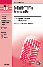 Darmon Meader : Do Nothin' Till You Hear from Me : Showtrax CD : 038081266107  : 00-25117