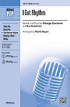 Mark Hayes : I Got Rhythm : Showtrax CD : 038081266701  : 00-25178