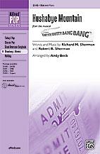 Hushabye Mountain : SSA : Andy Beck : Richard Sherman : Chitty Chitty Bang Bang : Sheet Music : 00-25182 : 038081266749