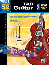 Alfred's MAX TAB Guitar 2