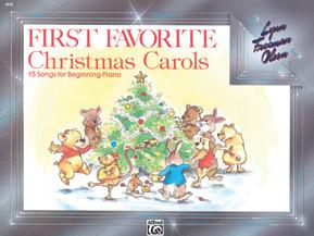 First Favorite Christmas Carols