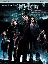 <I>Harry Potter and the Goblet of Fire</I> , Selections from
