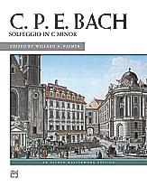 C. P. E. Bach: Solfeggio in C minor